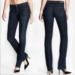 NWOT COH Ava Straight Leg Jeans Sz 30